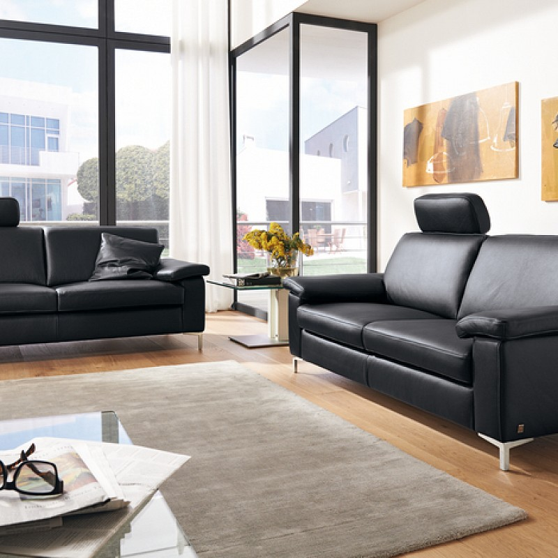 musterring mr 2875 sofa. Black Bedroom Furniture Sets. Home Design Ideas