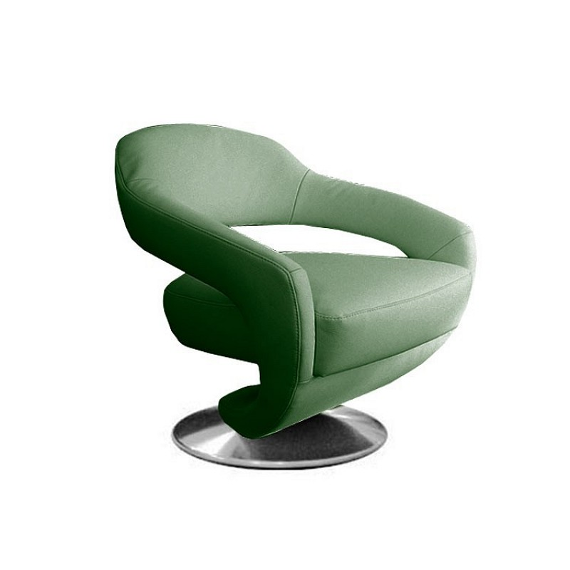 Musterring Mr 6060 1c Fauteuil